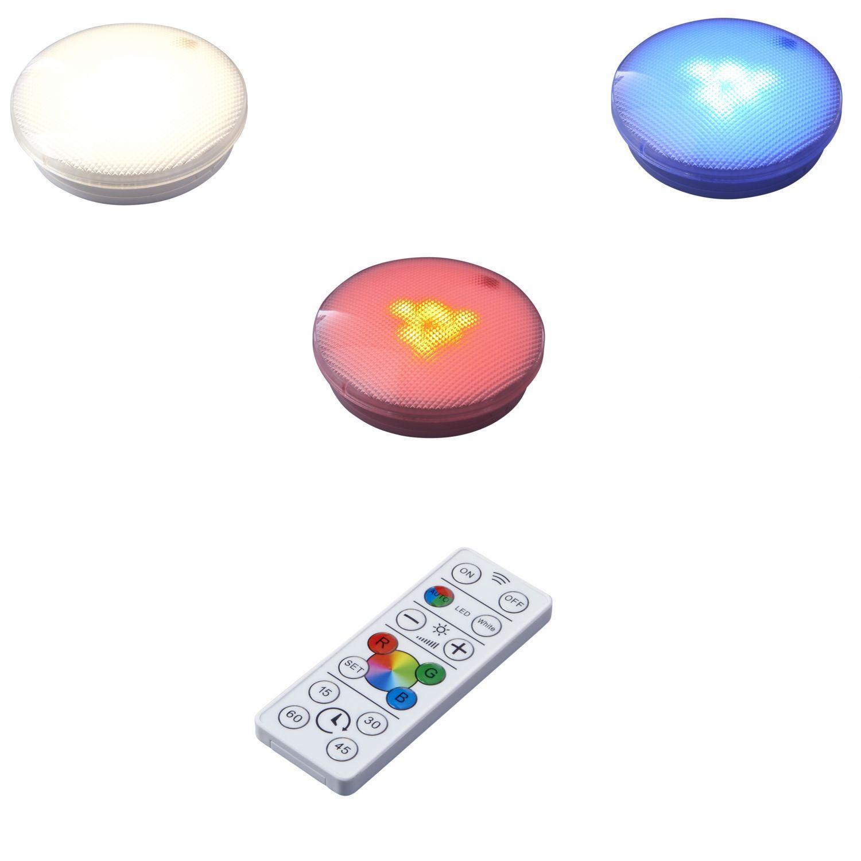 LED Spot Regalbeleuchtung Schrankbeleuchtung Vitrinenbeleuchtung TV ...