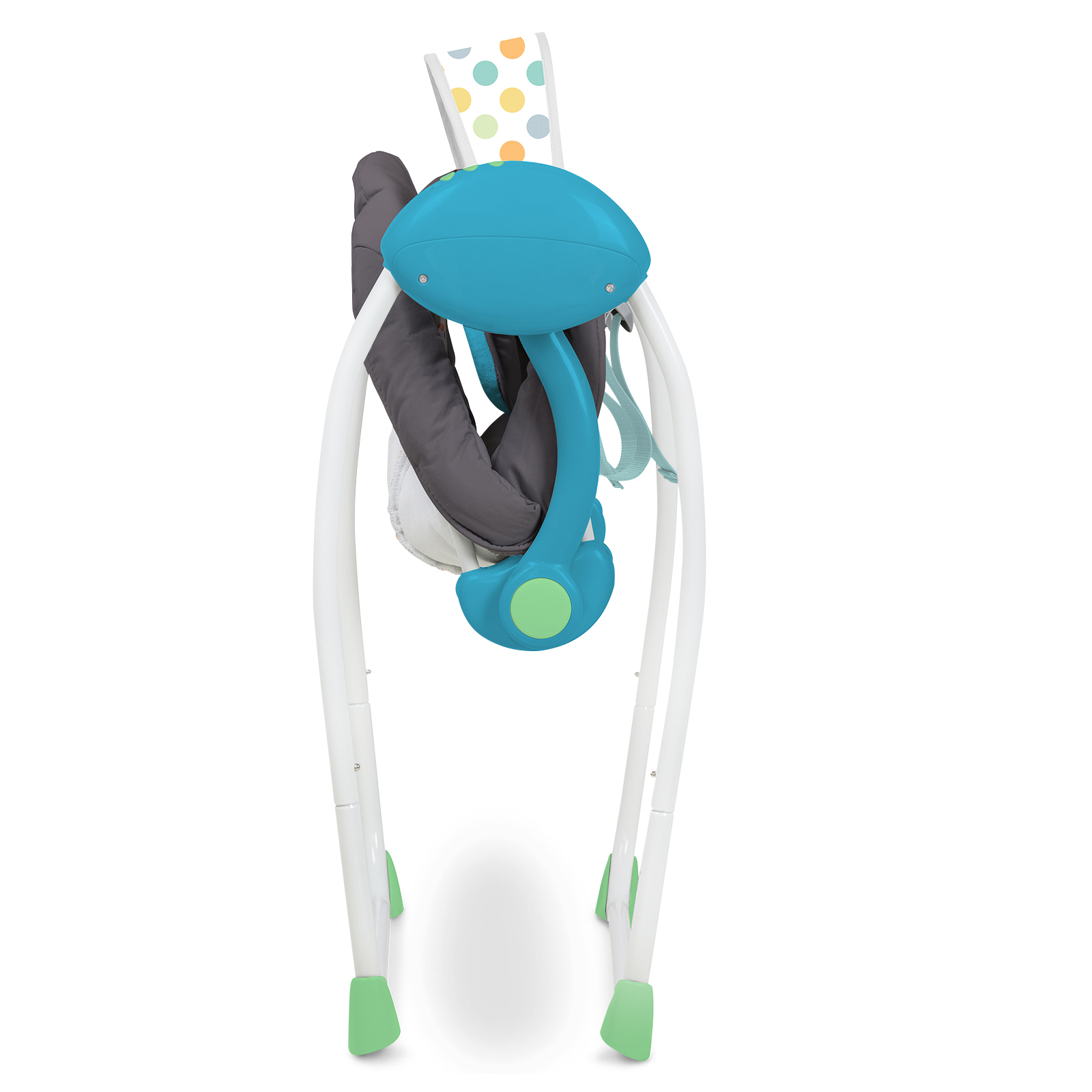 Baby-Bouncer-Music-MP3-Swing-Rocking-Chair-Infant-Entertainment-Toys-U12-Months thumbnail 11