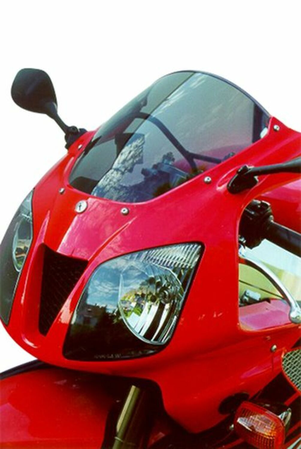 Clear Windshield Windscreen Fit for Honda RVT 1000R VTR 1000 SP2 RC51 00-06