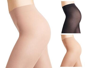 Soft Waistband FALKE Women Matt Deluxe 20 Den Tights Sheer Matt Sizes S to XL