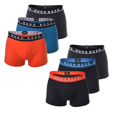 3er Pack LACOSTE BOXER Boxershorts Shorts trunk Colours COTTON STRETCH S M L XL