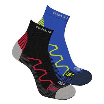 exagerar armario Inolvidable  Salomon 2 Pair Lauf-Socken, XT Hawk, Running/Training, Length Ankle, Unisex  | eBay