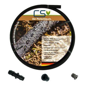 Absperrhahn 16mm zum anbohren mit Gummidichtung für CS Perlschlauch 1//2 Zoll
