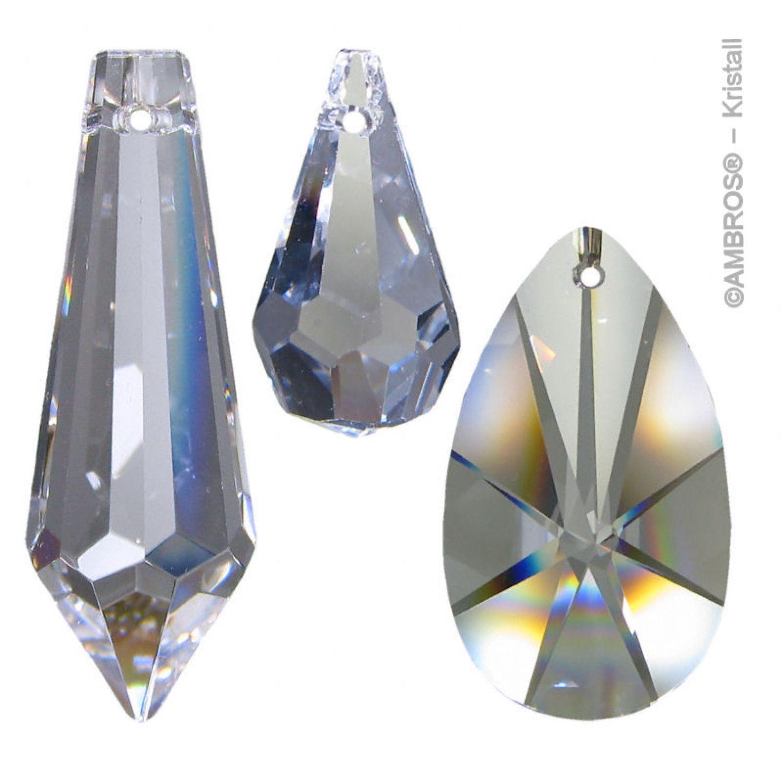 30tlg Regenbogenkristall Set Crystal 30/%PbO~ Feng Shui Lüsterbehang Kronleucher