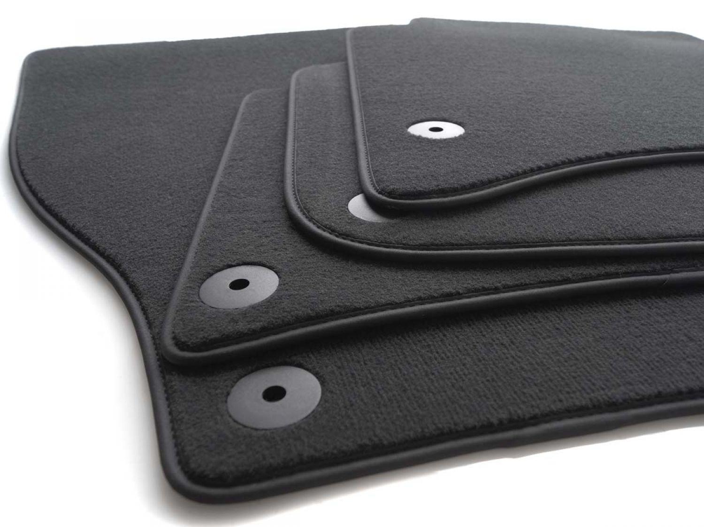 Fußmatten für AUDI A6 4F//C6 Bj.2004-2006 Original Qualitat Velours Autoteppich