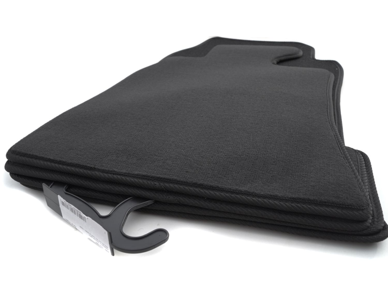 neu fu matten bmw mini cooper one r50 r53 original. Black Bedroom Furniture Sets. Home Design Ideas