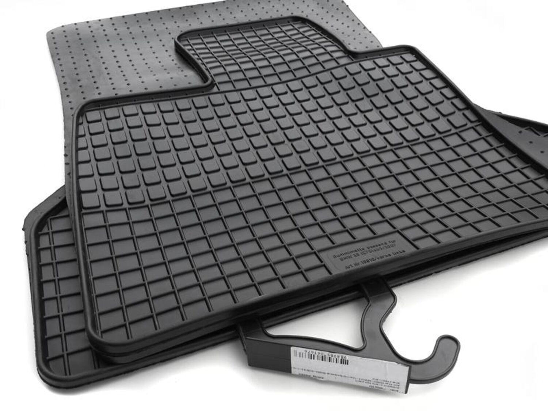 Fußmatten BMW X5 F15 Velours Original Qualität Automatten 4-teilig schwarz