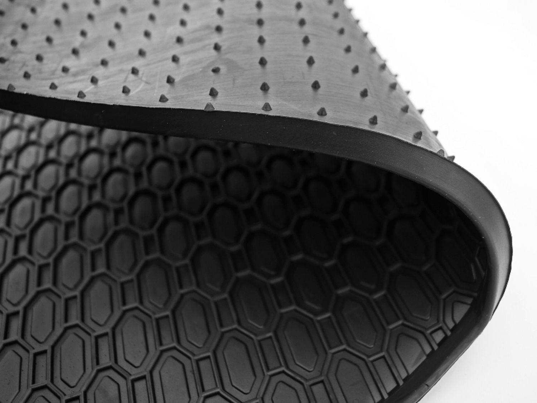 Gummimatten Gummi Fußmatten für Opel Corsa E 2014-2018 Original Qualität