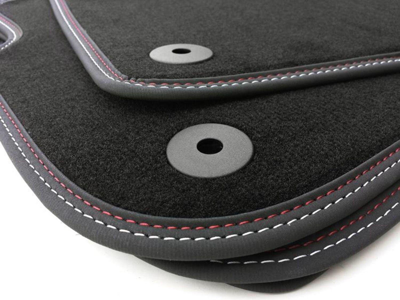 Opel Ampera ab Bj 07//2011 Gummi-Fußmatten 4er Set schwarz