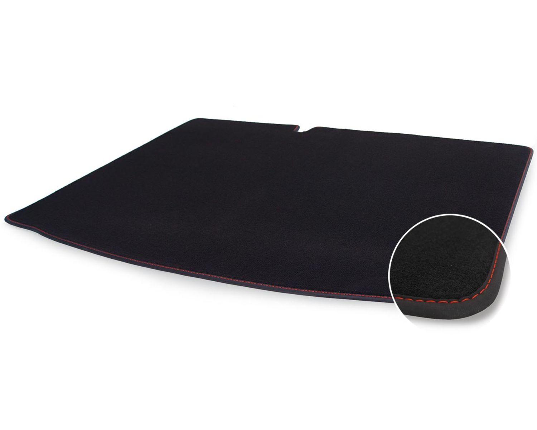 PREMIUM Velours-Fußmatten für Skoda Fabia III ab 2014 Autoteppiche Automatten