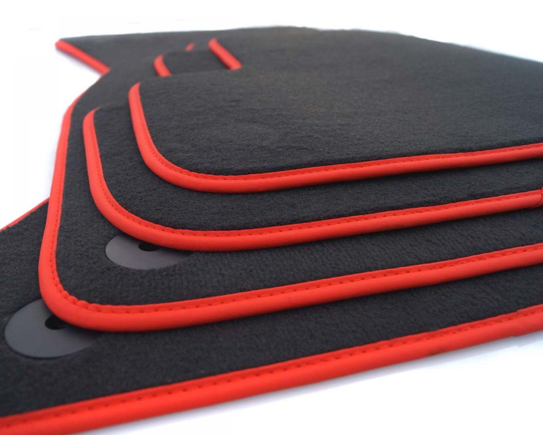 neu fu matten vw golf 7 5g gti r gtd velour automatte. Black Bedroom Furniture Sets. Home Design Ideas