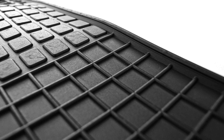 neu gummi fu matten smart fortwo 2007 451 original. Black Bedroom Furniture Sets. Home Design Ideas