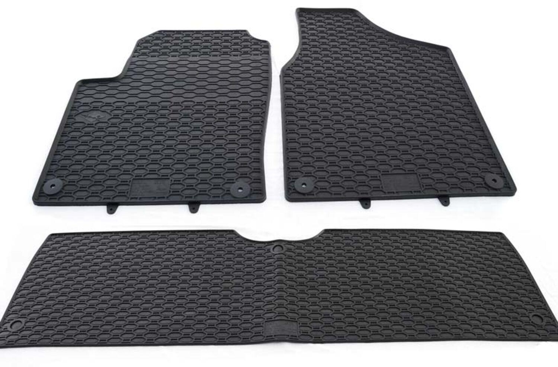Kofferraum Passform-Velours-Fußmatten für VW Sharan I Baujahr 1995-2010 inkl