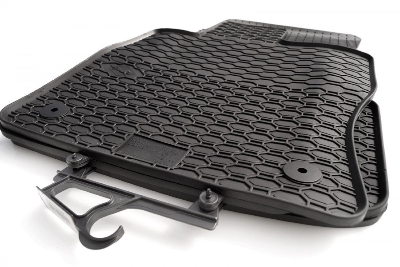 Gummi Fußmatten VW Passat (B8/alle) Original Qualität