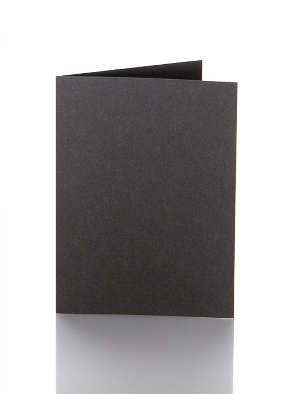 bordeaux 25 farbige blanko Faltkarten Klappkarten 10x15 cm