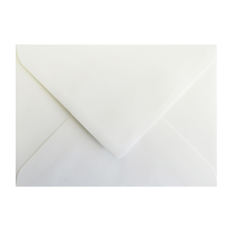 Dreieckslasche 90 g//m/² Transparent 100 Mini Briefumschl/äge 60 x 90 mm 6 x 9 cm