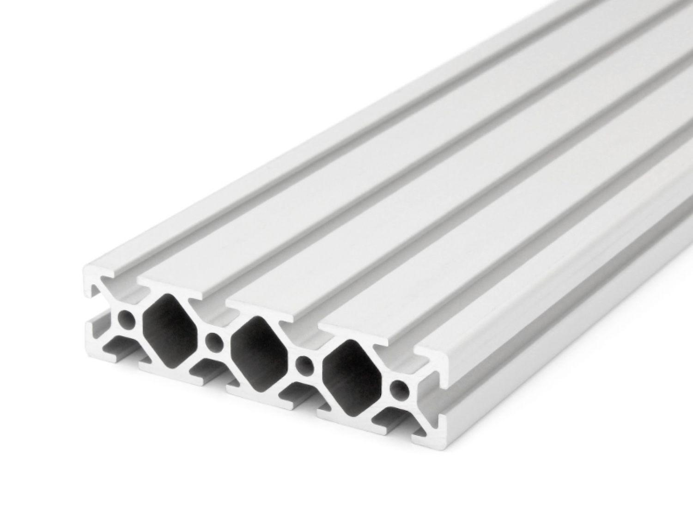 Longueurs standard Rainure type I Profil en aluminium 20 x 20