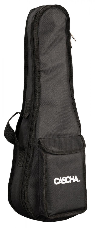 Tasche 3 Plektren HH2035 Premium Mahagoni Konzert Ukulele Set icl