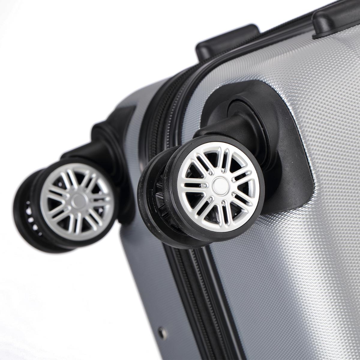 Koffer-Flexot-2045-Hartschalenkoffer-Trolley-Kofferset-Reisekoffer-M-L-XL-Set Indexbild 79