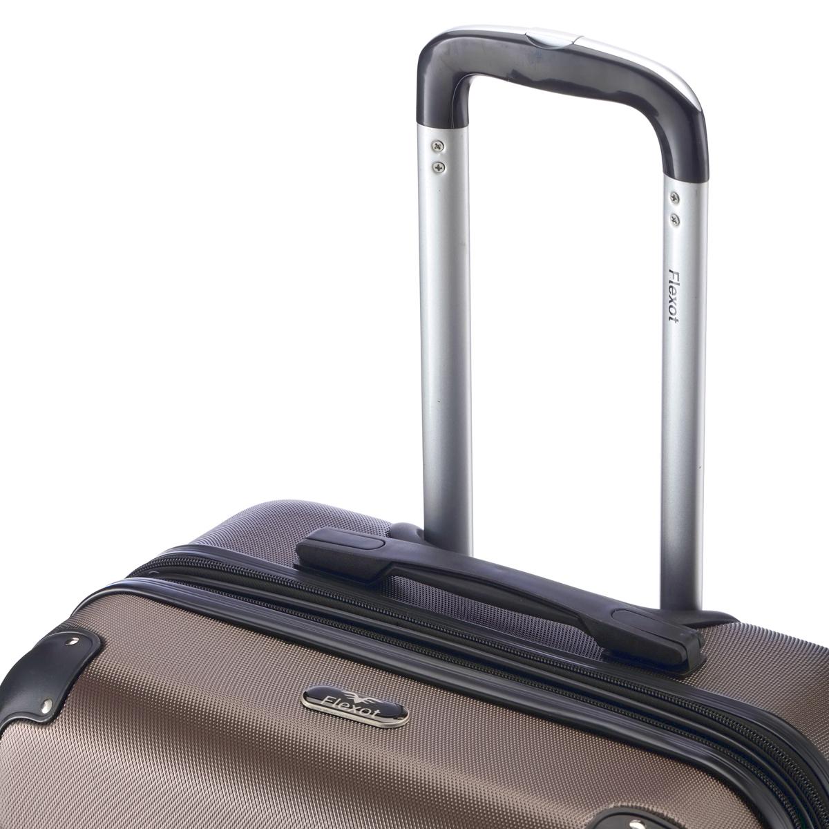 Koffer-Flexot-2045-Hartschalenkoffer-Trolley-Kofferset-Reisekoffer-M-L-XL-Set Indexbild 66