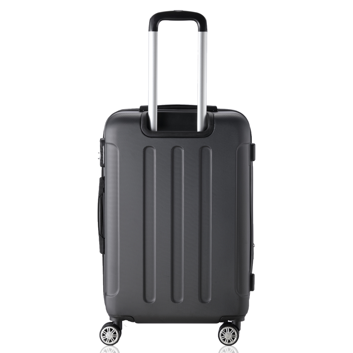 Koffer-Flexot-2045-Hartschalenkoffer-Trolley-Kofferset-Reisekoffer-M-L-XL-Set Indexbild 36