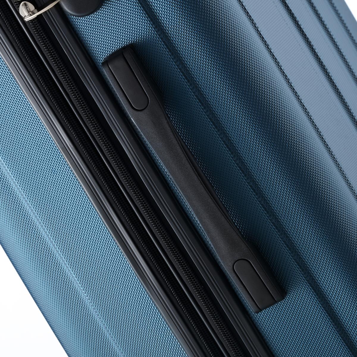 Koffer-Flexot-2045-Hartschalenkoffer-Trolley-Kofferset-Reisekoffer-M-L-XL-Set Indexbild 17