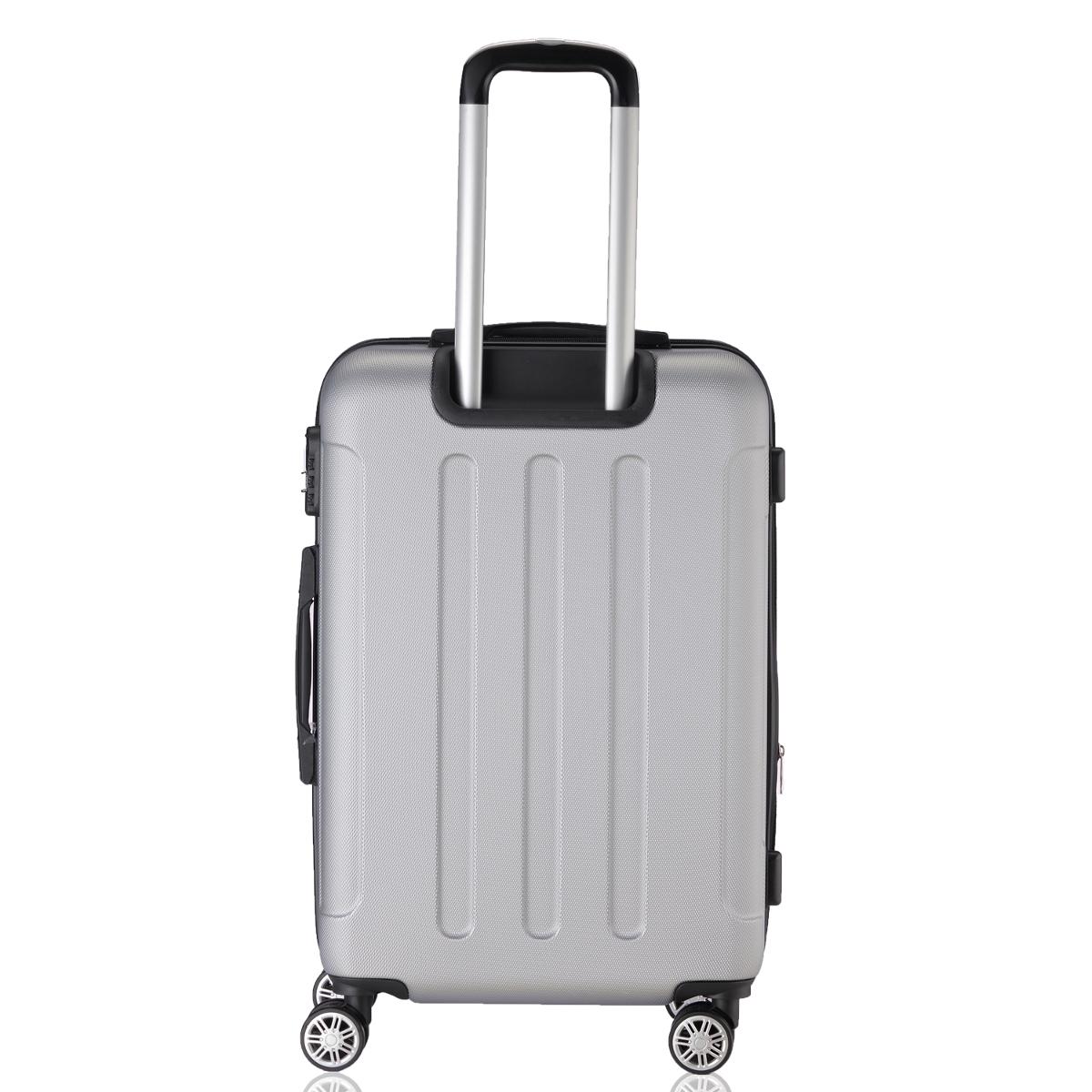 Koffer-Flexot-2045-Hartschalenkoffer-Trolley-Kofferset-Reisekoffer-M-L-XL-Set Indexbild 74