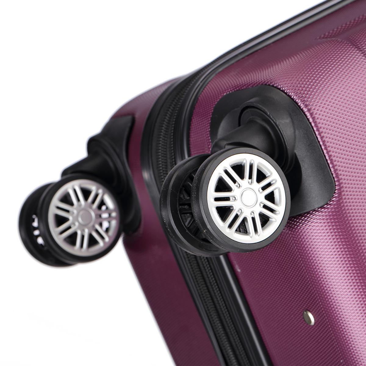 Koffer-Flexot-2045-Hartschalenkoffer-Trolley-Kofferset-Reisekoffer-M-L-XL-Set Indexbild 87