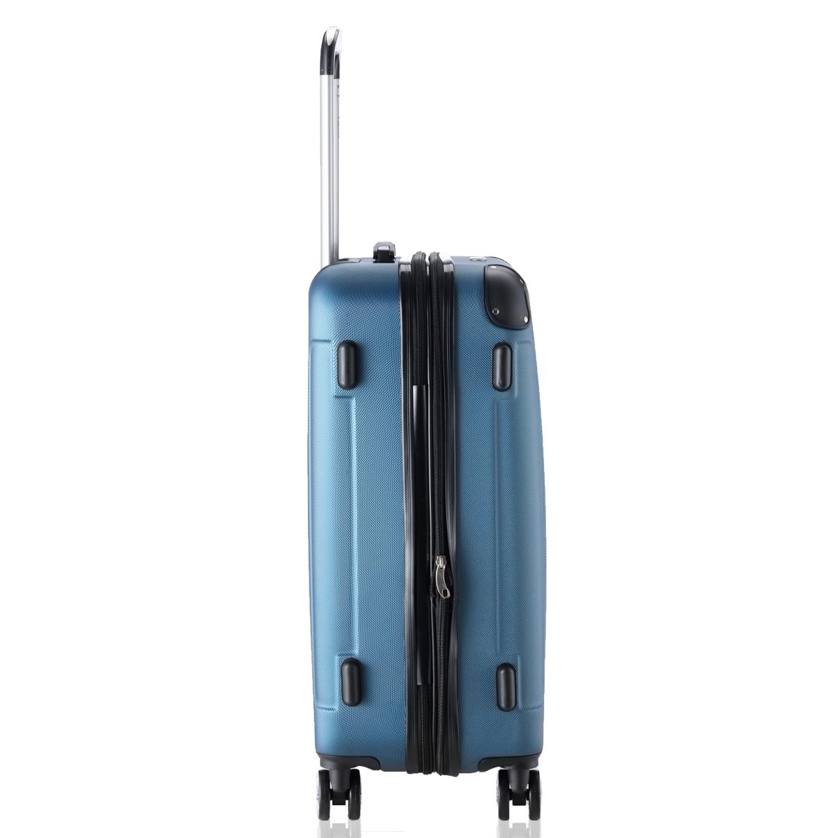 Koffer-Flexot-2045-Hartschalenkoffer-Trolley-Kofferset-Reisekoffer-M-L-XL-Set Indexbild 15