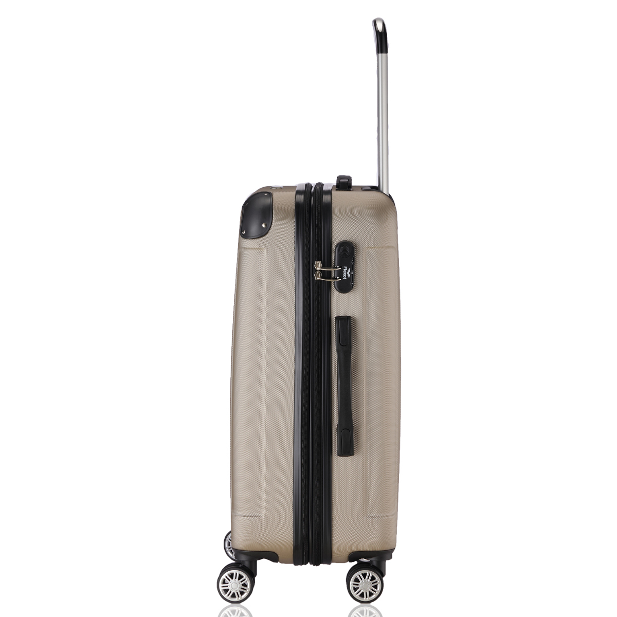 Koffer-Flexot-2045-Hartschalenkoffer-Trolley-Kofferset-Reisekoffer-M-L-XL-Set Indexbild 48