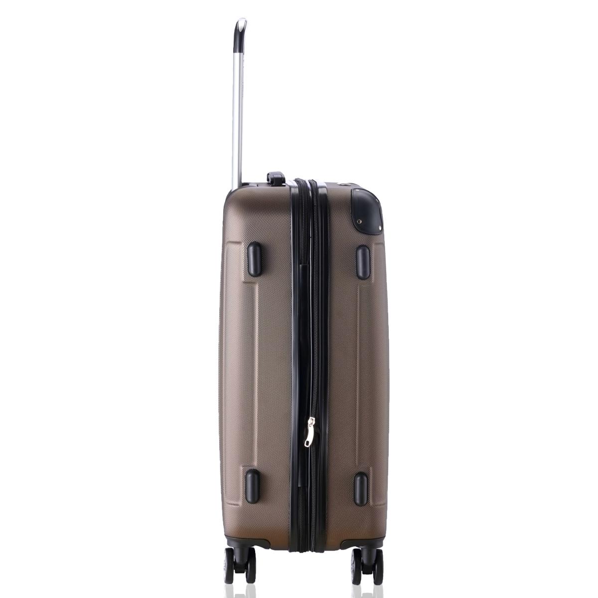 Koffer-Flexot-2045-Hartschalenkoffer-Trolley-Kofferset-Reisekoffer-M-L-XL-Set Indexbild 60