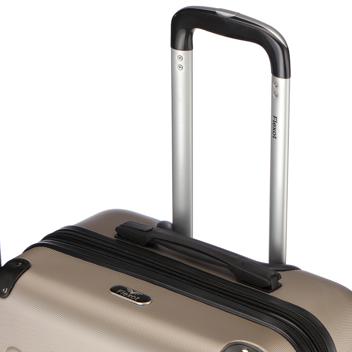 Koffer-Flexot-2045-Hartschalenkoffer-Trolley-Kofferset-Reisekoffer-M-L-XL-Set Indexbild 50