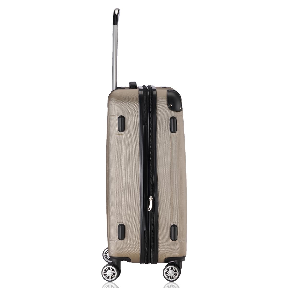 Koffer-Flexot-2045-Hartschalenkoffer-Trolley-Kofferset-Reisekoffer-M-L-XL-Set Indexbild 49