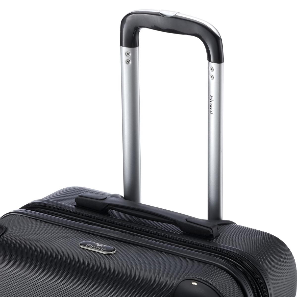 Koffer-Flexot-2045-Hartschalenkoffer-Trolley-Kofferset-Reisekoffer-M-L-XL-Set Indexbild 42