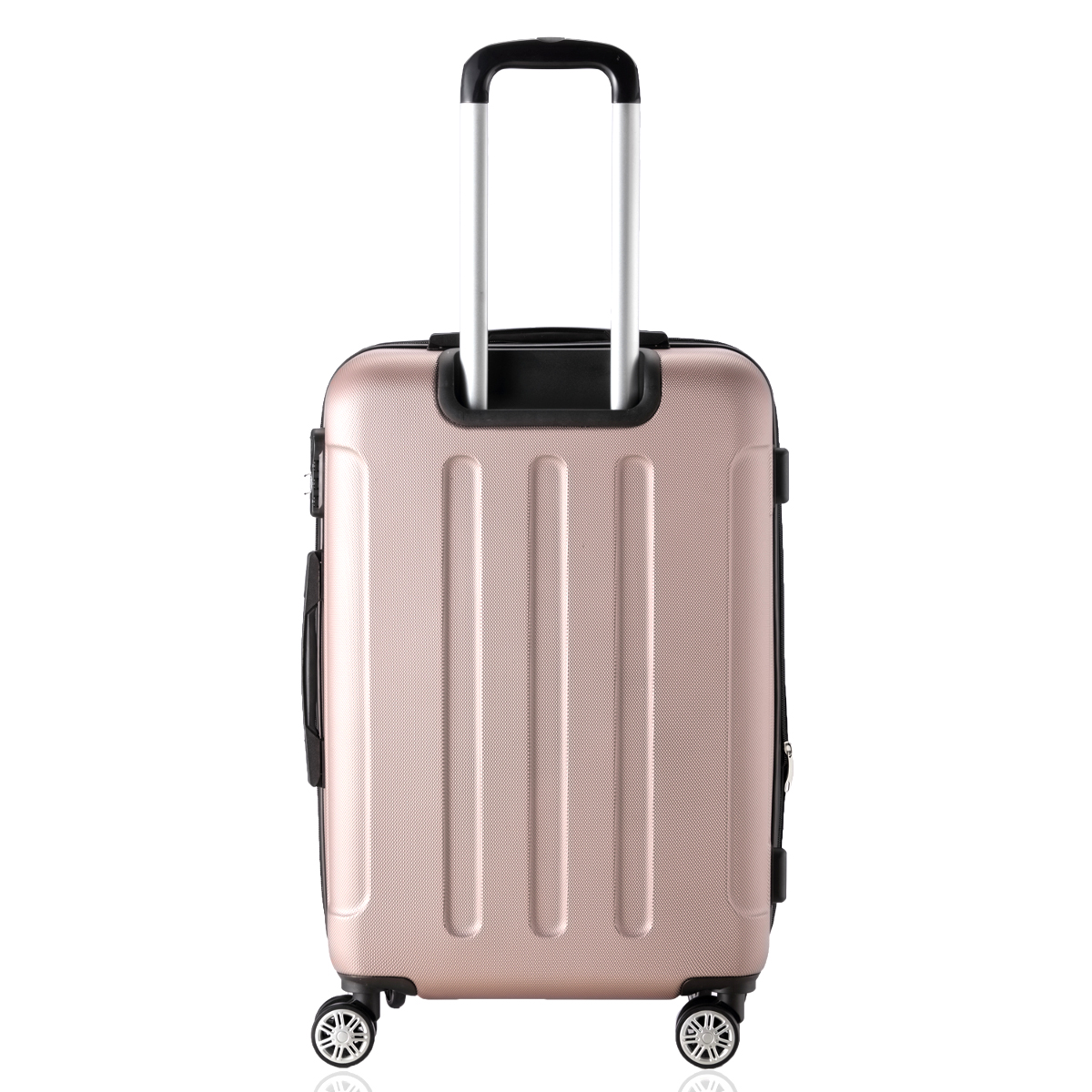 Koffer-Flexot-2045-Hartschalenkoffer-Trolley-Kofferset-Reisekoffer-M-L-XL-Set Indexbild 96