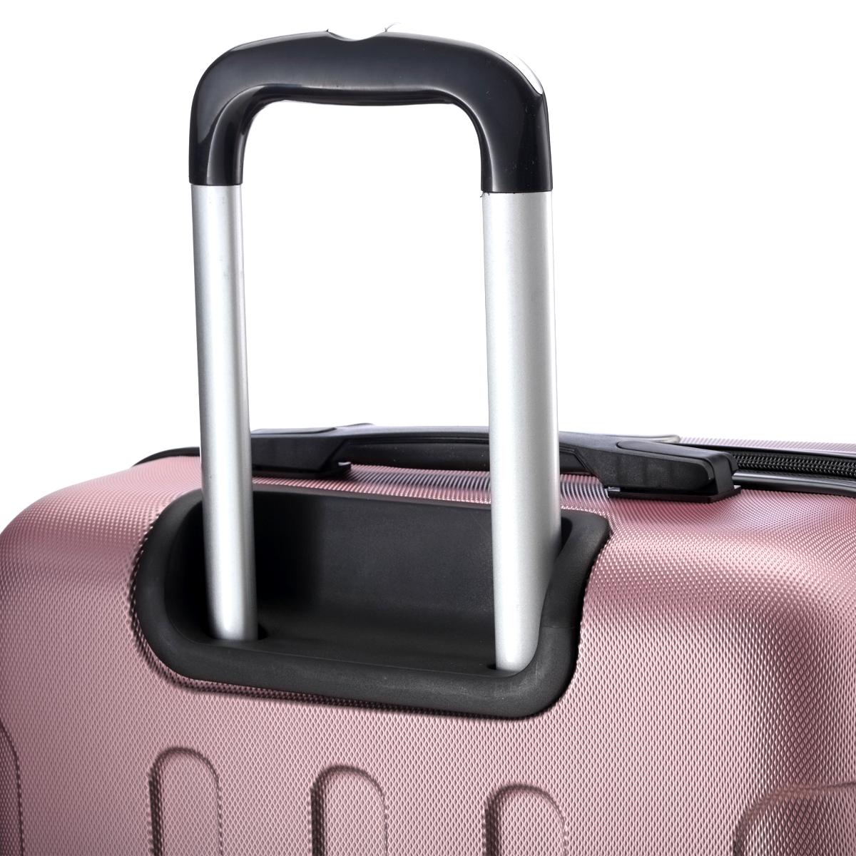 Koffer-Flexot-2045-Hartschalenkoffer-Trolley-Kofferset-Reisekoffer-M-L-XL-Set Indexbild 28