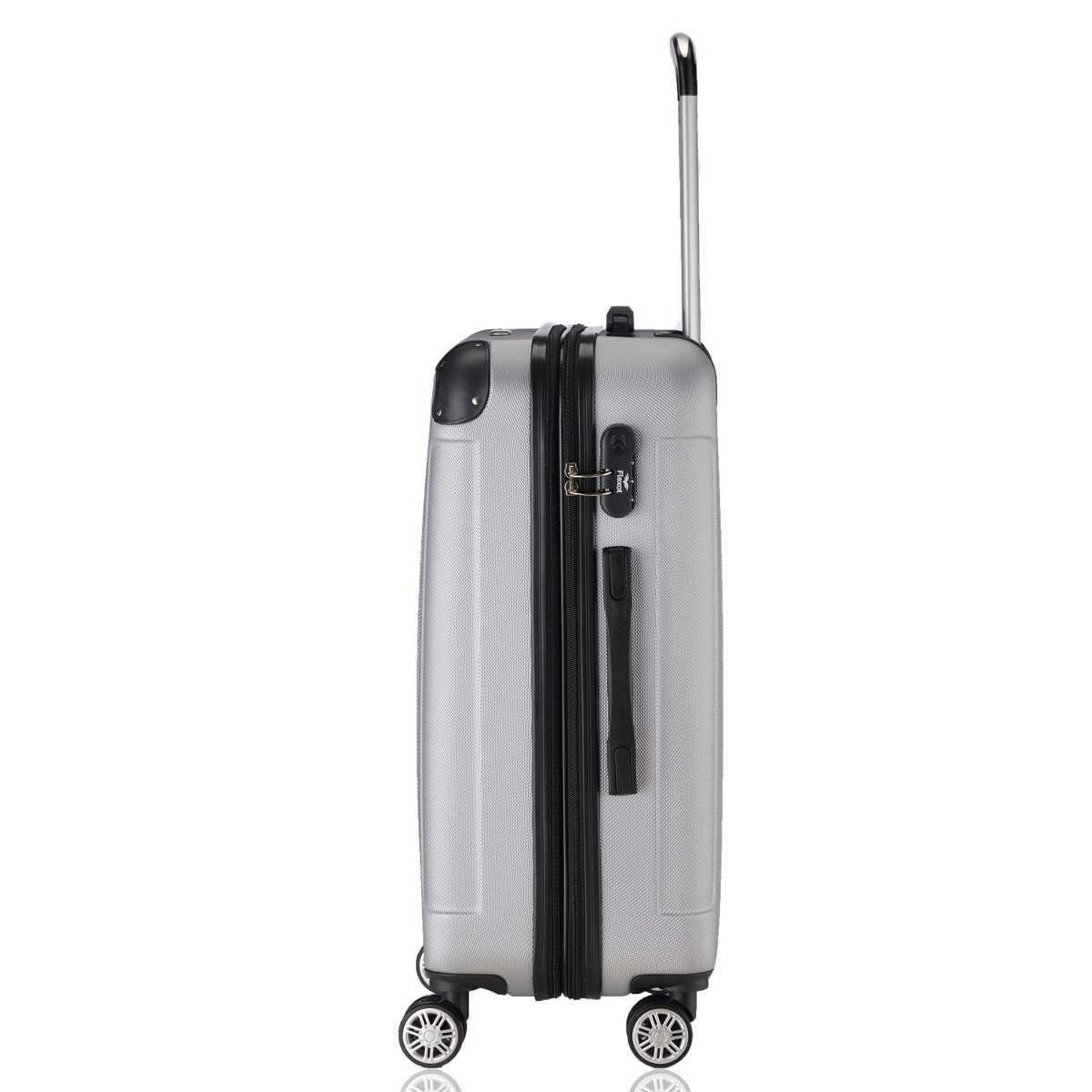 Koffer-Flexot-2045-Hartschalenkoffer-Trolley-Kofferset-Reisekoffer-M-L-XL-Set Indexbild 70