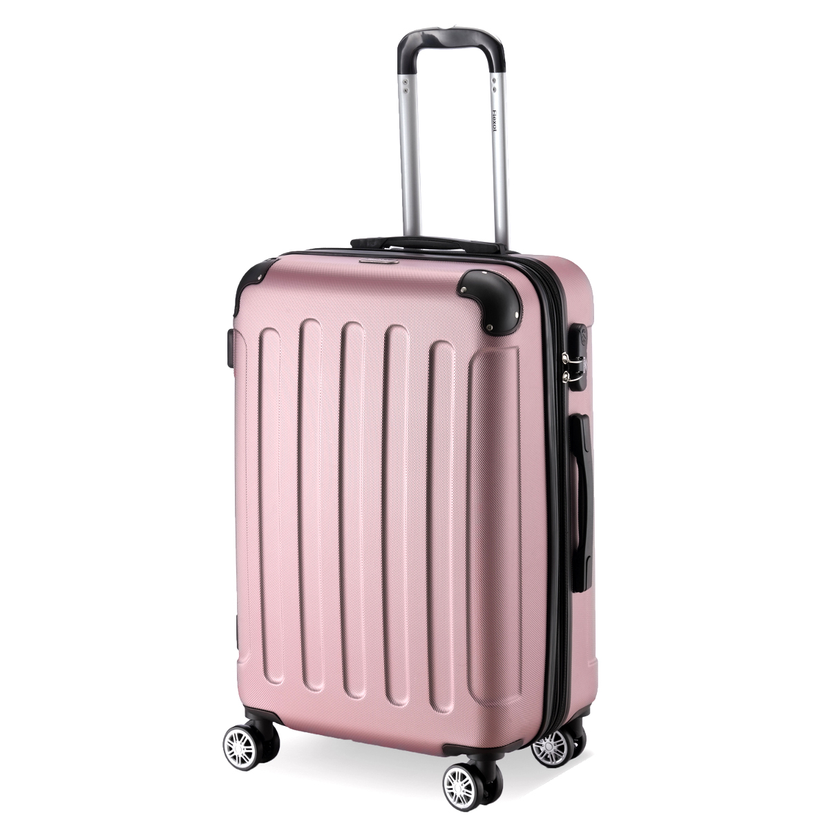 Koffer-Flexot-2045-Hartschalenkoffer-Trolley-Kofferset-Reisekoffer-M-L-XL-Set Indexbild 23