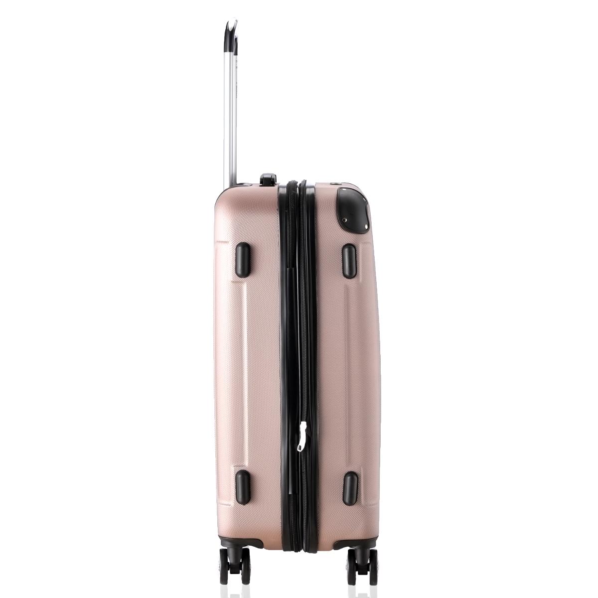 Koffer-Flexot-2045-Hartschalenkoffer-Trolley-Kofferset-Reisekoffer-M-L-XL-Set Indexbild 97