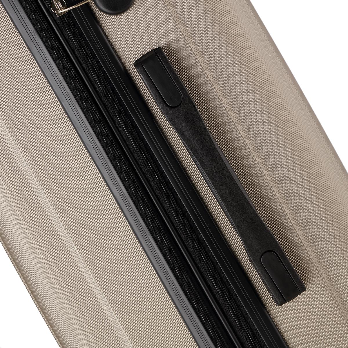 Koffer-Flexot-2045-Hartschalenkoffer-Trolley-Kofferset-Reisekoffer-M-L-XL-Set Indexbild 53