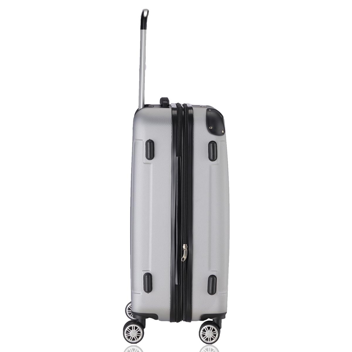 Koffer-Flexot-2045-Hartschalenkoffer-Trolley-Kofferset-Reisekoffer-M-L-XL-Set Indexbild 71