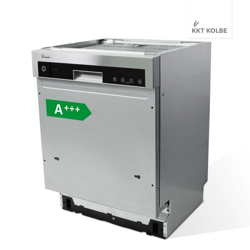 Pkm Dw12a 7ti Geschirrspuler 60cm Teilintegriert Spulmaschine