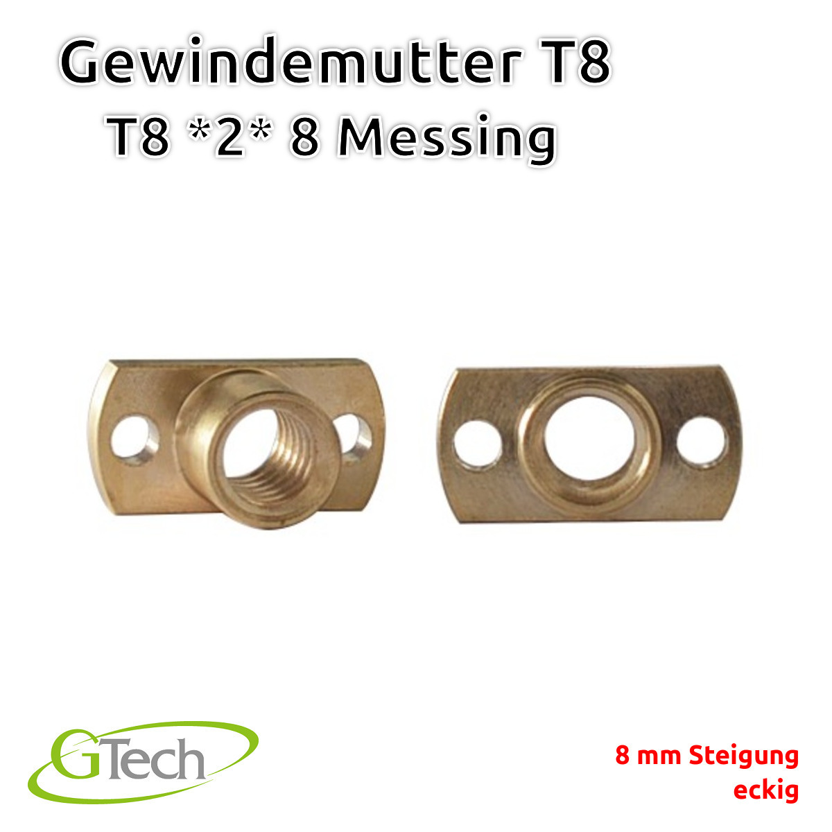 T8-Gewinde-Trapezgewinde-Gewindestange-Edelstahl-Z-Achse-CNC-3D-Druck Indexbild 61