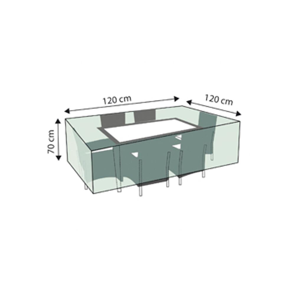 Landmann Belardo Triodia Tisch rechteckig 259818 Gartenmöbel