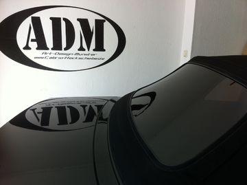 """BMW e36 CABRIOLET vitre arrière grüntönung /""""Capote/"""" wopavin pvc installation matériau NEUF"""
