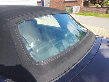 """Bmw e36 cabrio luneta trasera descapotable /""""grüntönung/"""" wopavin PVC instalación material nuevo"""