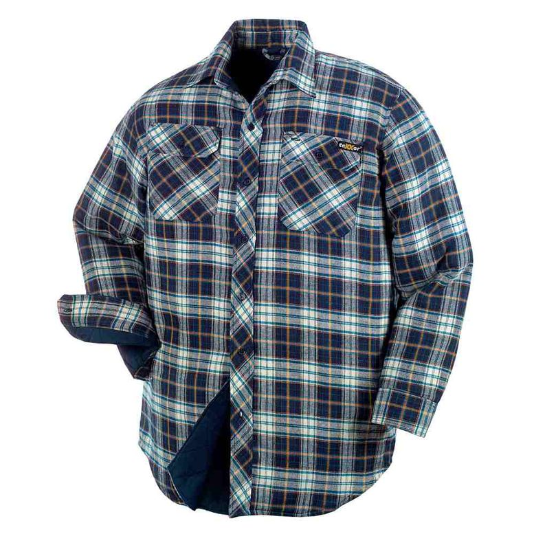 TEXXOR Thermohemd Arbeitshemd Holzfällerhemd OVP   eBay fd03b141d4