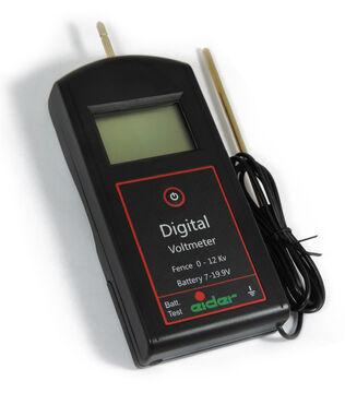 /& Kontrollgerät sowie Batterieprüfer Zauntester Spannungsmesser Test Zaun Prüf