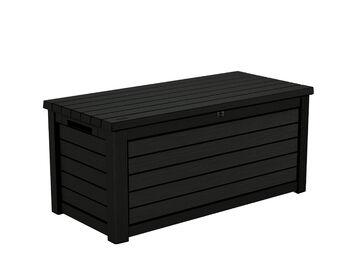 Koll Living Gartenbox 630 L Aufbewahrungsbox Kissenbox Gartentruhe Kiste Truhe