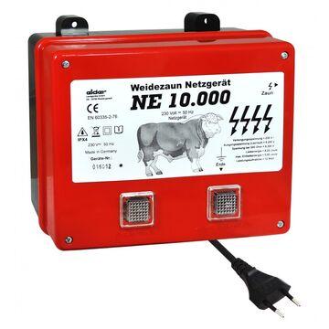8,20 Joule-adaptador de alimentación para vallas Weidezaungerät eider ne10000-230 voltios